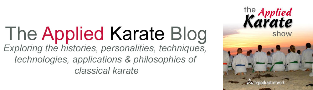 The Applied Karate Blog
